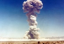 WTC provoked US to use nuclear weapons against afghanistan