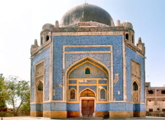 Tomb of Mian Ghulam Shah Kalhoro: A Great Depiction of Sindhi Art