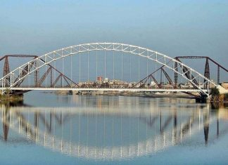 Ayub Bridge: A Living Example of Magnificent Structure in Sukkur, Sindh